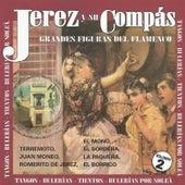 Jerez y Su Compás - Grandes Figuras del Flamenco Vol. 2 by Various Artists