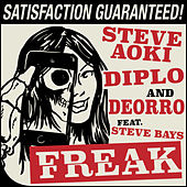 Play & Download Freak by Steve Aoki | Napster
