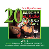 Play & Download 20 de la Mejor CancionesIrlandeses de Pub de Todos los Tiempos, Vol. 2 by Various Artists | Napster