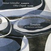 Play & Download Schnyder - Rota -Bernstein - Poulenc - Horovitz: Sonaten by Heiner Schindler | Napster