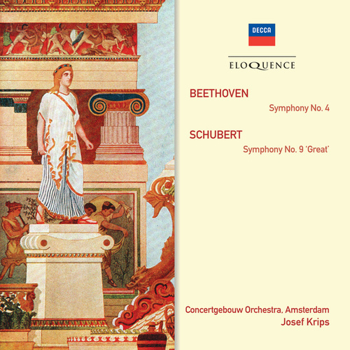 Play & Download Beethoven: Symphony No.4; Schubert: Symphony No.9 -