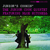 Junior's Cookin' by Junior Cook