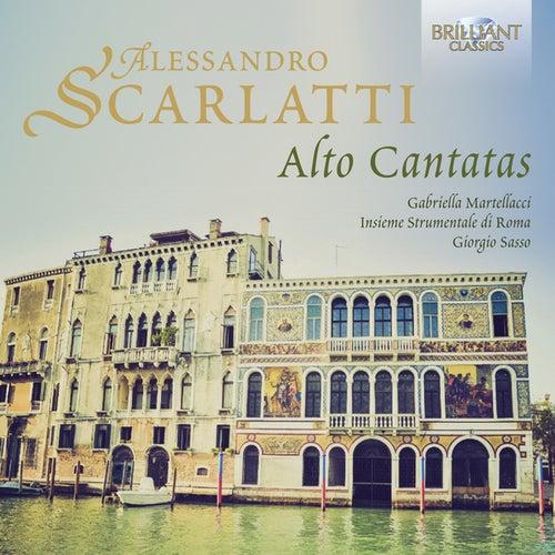 A. Scarlatti: Alto Cantatas by Various Artists