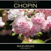 Chopin: Mazurkas, Vol. 2 by Anna Lena Leyfeldt