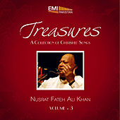 Play & Download Treasures Nusrat Fateh Ali Khan, Vol. 3 by Nusrat Fateh Ali Khan | Napster
