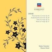 Spohr: Piano Quintet; Double Quartet; Octet; Nonet by Various Artists