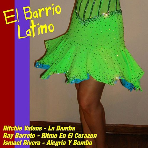 El barrio latino by Various Artists