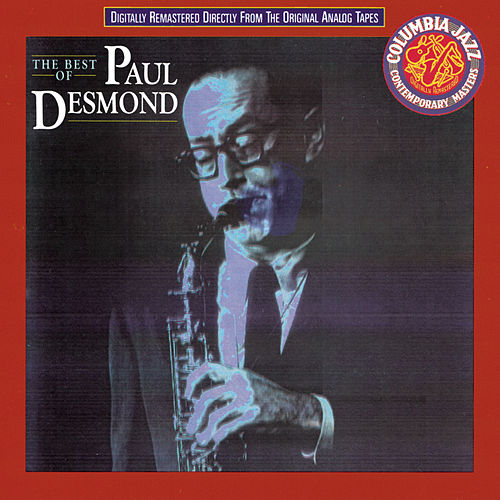 The Best Of Paul Desmond by Paul Desmond