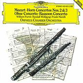 Play & Download Mozart: Horn Concertos Nos.2 & 3; Oboe Concerto; Bassoon Concerto by Various Artists | Napster