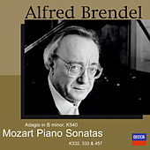 Play & Download Mozart: Piano Sonatas K.322, K.333 & K.457 by Alfred Brendel | Napster