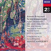 Play & Download Rimsky-Korsakov: Scheherazade, etc. by Various Artists | Napster