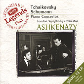 Play & Download Tchaikovsky: Piano Concerto No.1 / Schumann: Piano Concerto by Vladimir Ashkenazy | Napster