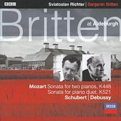 Britten At Aldeburgh by Sviatoslav Richter