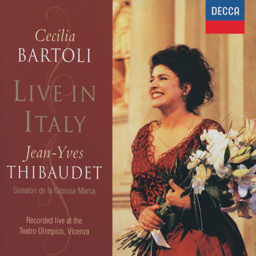 Play & Download Cecilia Bartoli - Live in Italy by Cecilia Bartoli | Napster