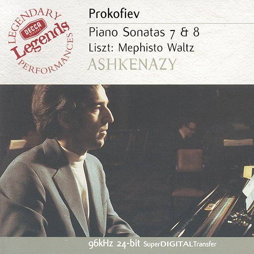 Play & Download Prokofiev: Piano Sonatas Nos.7 & 8; 2 Pieces from Romeo & Juliet / Liszt: Mephisto Waltz by Vladimir Ashkenazy | Napster