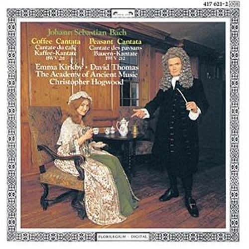 Bach, J.S.: Coffee Cantata; Peasant Cantata by Various Artists