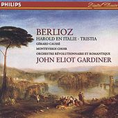 Berlioz: Harold en Italie; Tristia by Various Artists