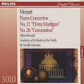 Play & Download Mozart: Piano Concertos No.21 & 26 by Alfred Brendel | Napster