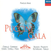 Puccini Gala by Various Artists