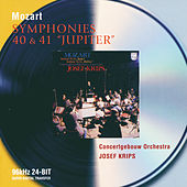 Play & Download Mozart: Symphonies Nos.40 & 41 by Royal Concertgebouw Orchestra | Napster