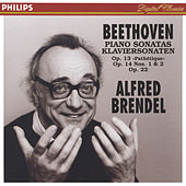 Play & Download Beethoven: Piano Sonatas Nos.8-11 by Alfred Brendel | Napster