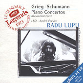 Play & Download Grieg / Schumann: Piano Concertos by Radu Lupu | Napster