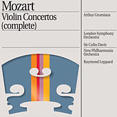 Play & Download Mozart: Violin Concertos Nos. 1/5 etc. by Arthur Grumiaux | Napster