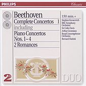 Beethoven: Complete Concertos Vol.1 - Piano Concertos Nos.1 - 4 etc. by Various Artists