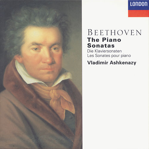 Beethoven: The Piano Sonatas by Vladimir Ashkenazy