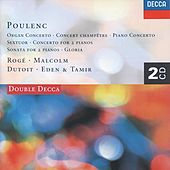 Play & Download Poulenc: Piano Concerto/Organ Concerto/Gloria etc. by Various Artists | Napster