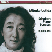 Play & Download Schubert: Piano Sonatas Nos.15 & 18 by Mitsuko Uchida | Napster