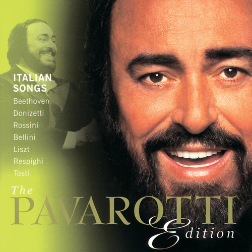 Play & Download The Pavarotti Edition, Vol.9: Italian songs by Luciano Pavarotti | Napster