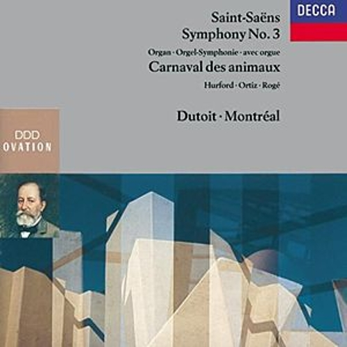 Play & Download Saint-Saëns: Symphony No.3 'Organ'; Le Carnaval des Animaux by Various Artists | Napster