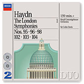 Play & Download Haydn: The London Symphonies - Nos. 95, 96, 98 & 102 - 104 by Royal Concertgebouw Orchestra | Napster