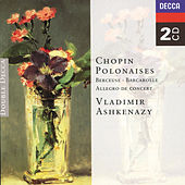 Play & Download Chopin: Polonaises by Vladimir Ashkenazy | Napster