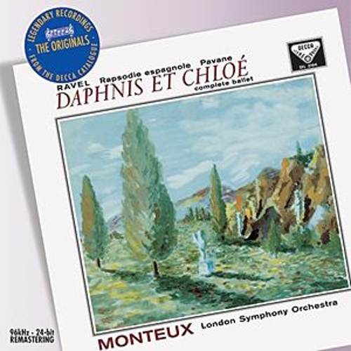 Ravel: Daphnis Et Chloe by Various Artists
