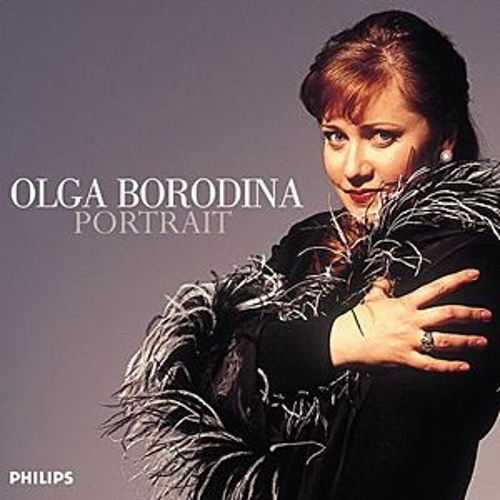 Olga Borodina / Portrait by Various Artists