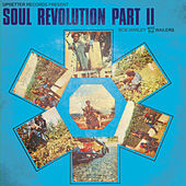 Soul Revolution Part II by Bob Marley