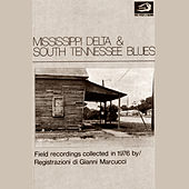Mississippi Delta & South Tennessee Blues by Various Artists