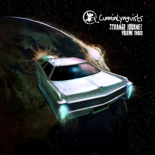 Strange Journey Volume Three by CunninLynguists