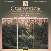 Play & Download Grand Duo Clarinet by Dario Zingales | Napster