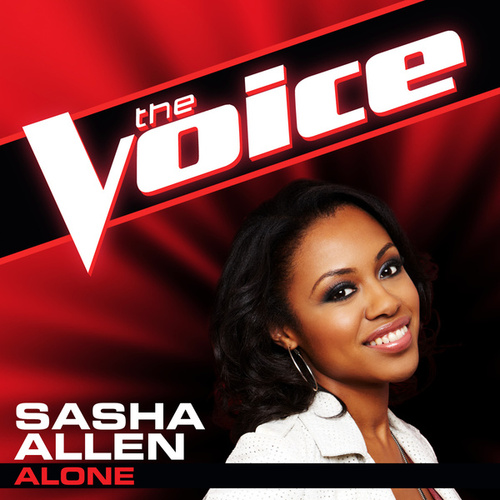 Play & Download Alone by Sasha Allen | Napster
