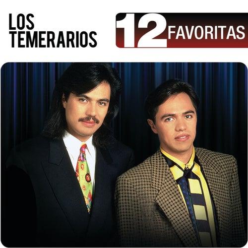 Play & Download 12 Favoritas by Los Temerarios | Napster