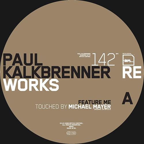 ReWorks 12'/3 by Paul Kalkbrenner