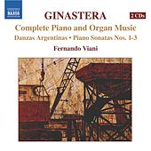 Play & Download GINASTERA: Complete Piano & Organ Music by Fernando Viani | Napster