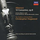 Albinoni: Concertos Op.9 Nos.1-12 by Various Artists