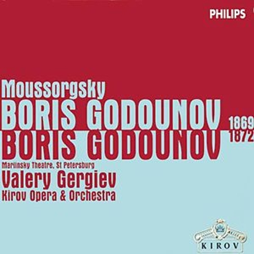 Play & Download Moussorgsky: Boris Godunov (1869 & 1872 Versions) by Various Artists | Napster