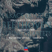 Play & Download Beethoven: The Middle Quartets by Károly Schranz | Napster