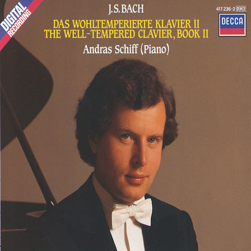 Play & Download Bach, J.S.: Das Wohltemperierte Klavier II by András Schiff | Napster