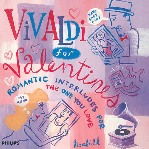 Vivaldi for Valentines by Various Artists